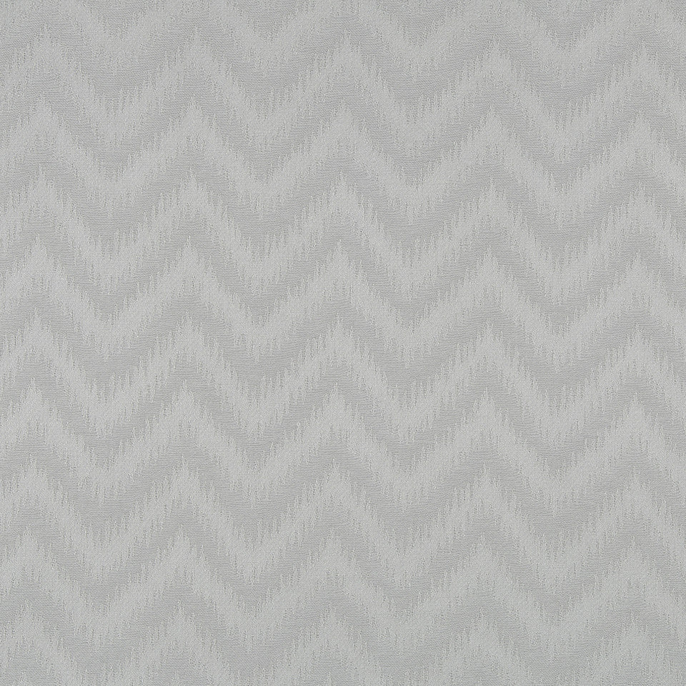 COLOR LIBRARY MULTI-PURPOSE: GLACIER-PEWTER-DRIFTWOOD Abila Wave Fabric - Nickel