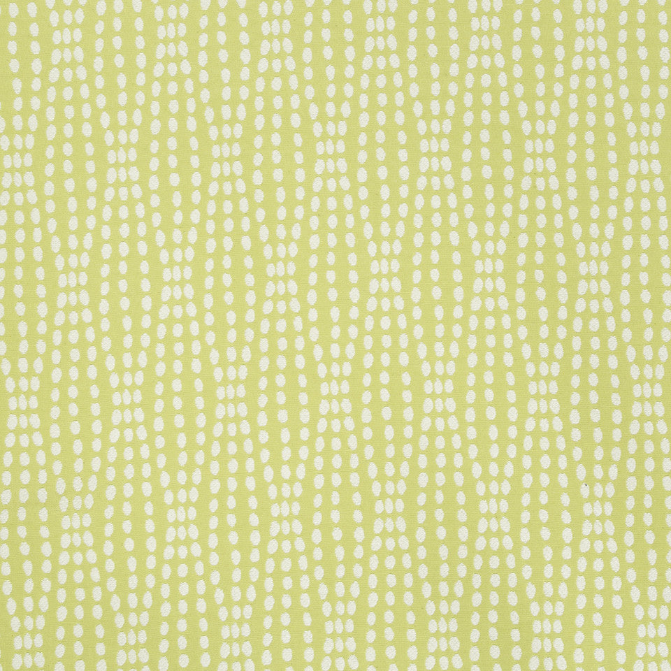 COLOR LIBRARY MULTI-PURPOSE: CHOCOLATE-LEMONGRASS-PEONY Strummed Fabric - Lemongrass
