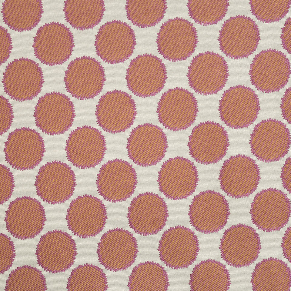 COLOR LIBRARY MULTI-PURPOSE: CHOCOLATE-LEMONGRASS-PEONY Acetonic Fabric - Fuchsia