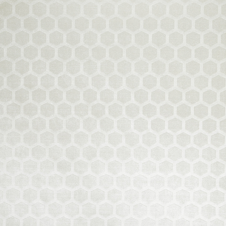 COLOR LIBRARY MULTI-PURPOSE: GLACIER-PEWTER-DRIFTWOOD Soft Hex Fabric - Glacier