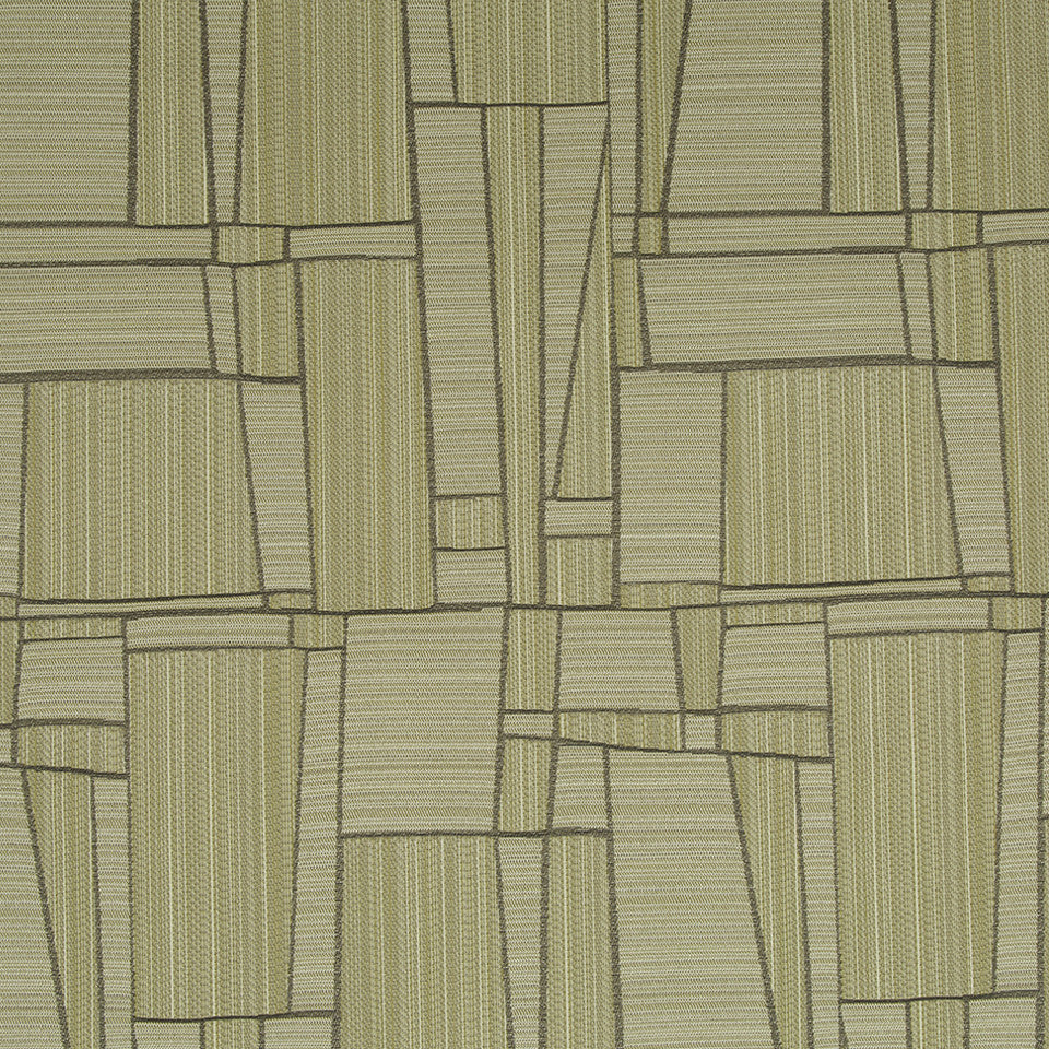 CRYPTON MODERN UPH II Miker Fabric - Linen