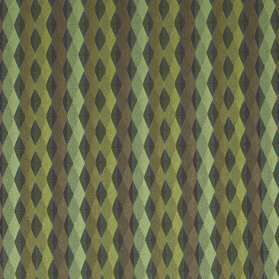 CRYPTON MODERN UPH II Simple Curve Fabric - Truffle