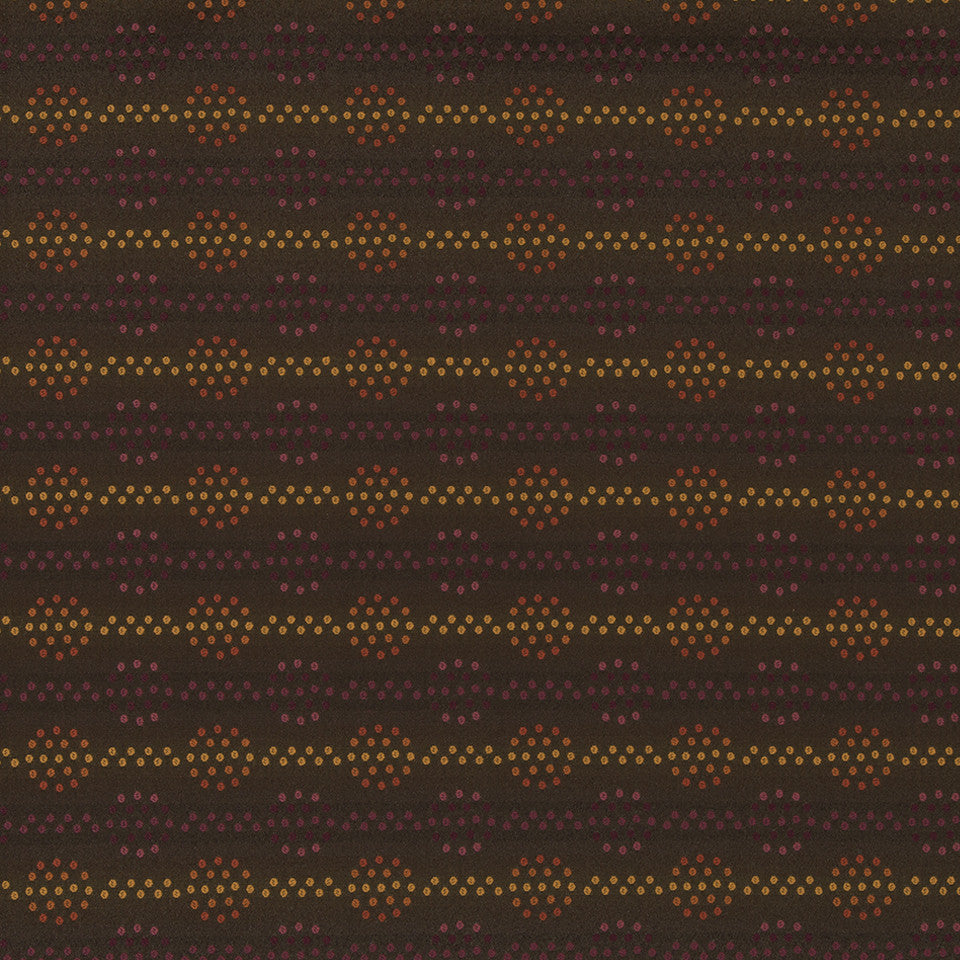CRYPTON MODERN UPH II Trissel Fabric - Cocoa