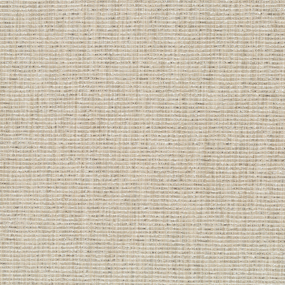 RIBBED TEXTURES Empire City Fabric - Driftwood
