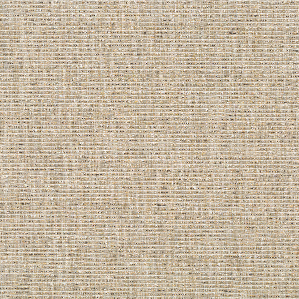 RIBBED TEXTURES Empire City Fabric - Sandstone