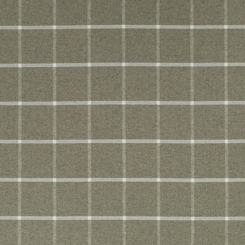 MICA Helios Plaid Fabric - Mica
