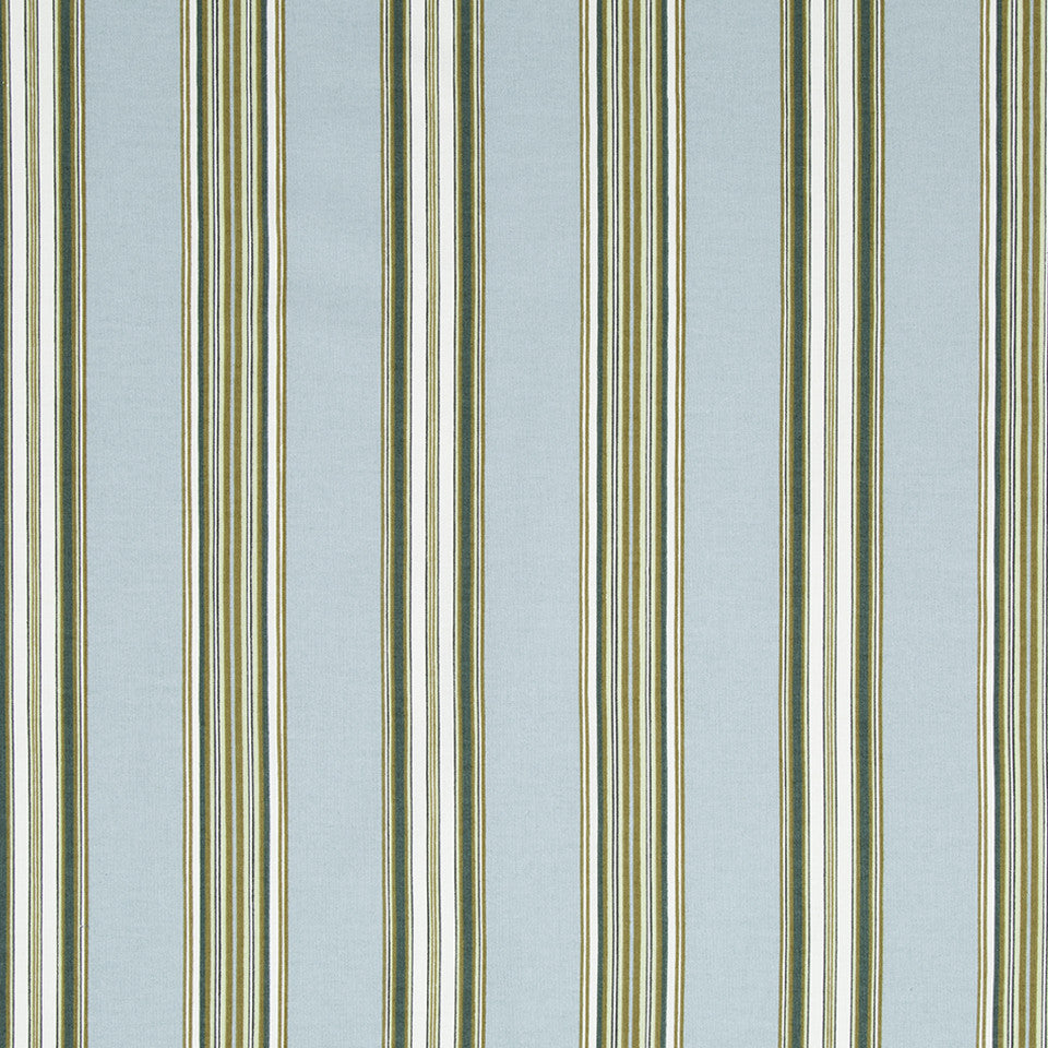 Ren Stripe RR Fabric - Dew