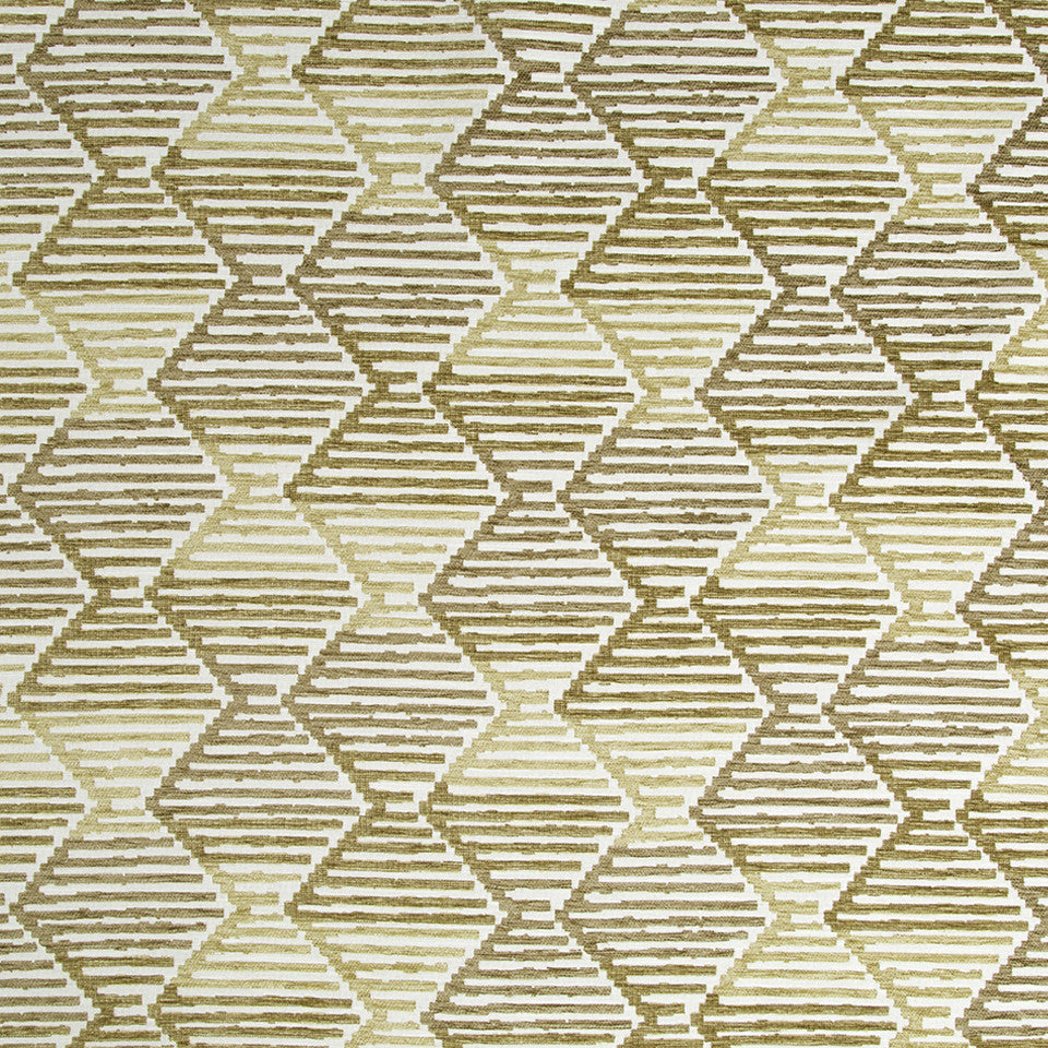 Ombre Step Bk Fabric - Gold Leaf
