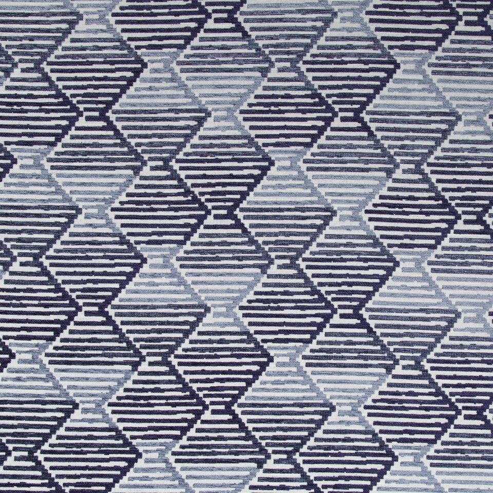 Ombre Step Bk Fabric - Twilight