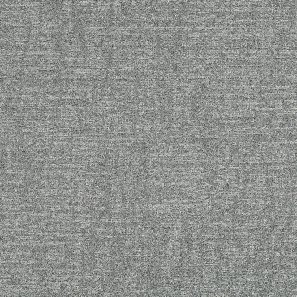 LINEN TEXTURES Flaxen Weave Fabric - Pewter