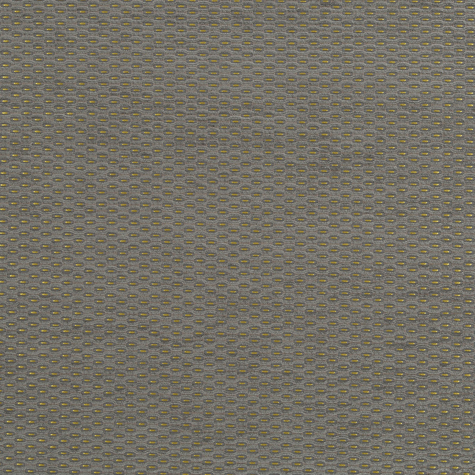 MODERN III Rowena Dot Fabric - Graphite