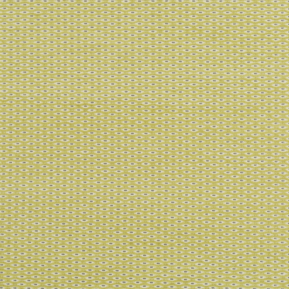 MODERN III Rowena Dot Fabric - Pear