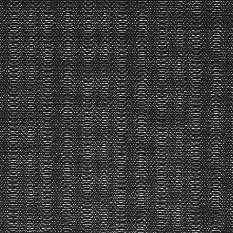 MODERN III Rib Wave Fabric - Midnight