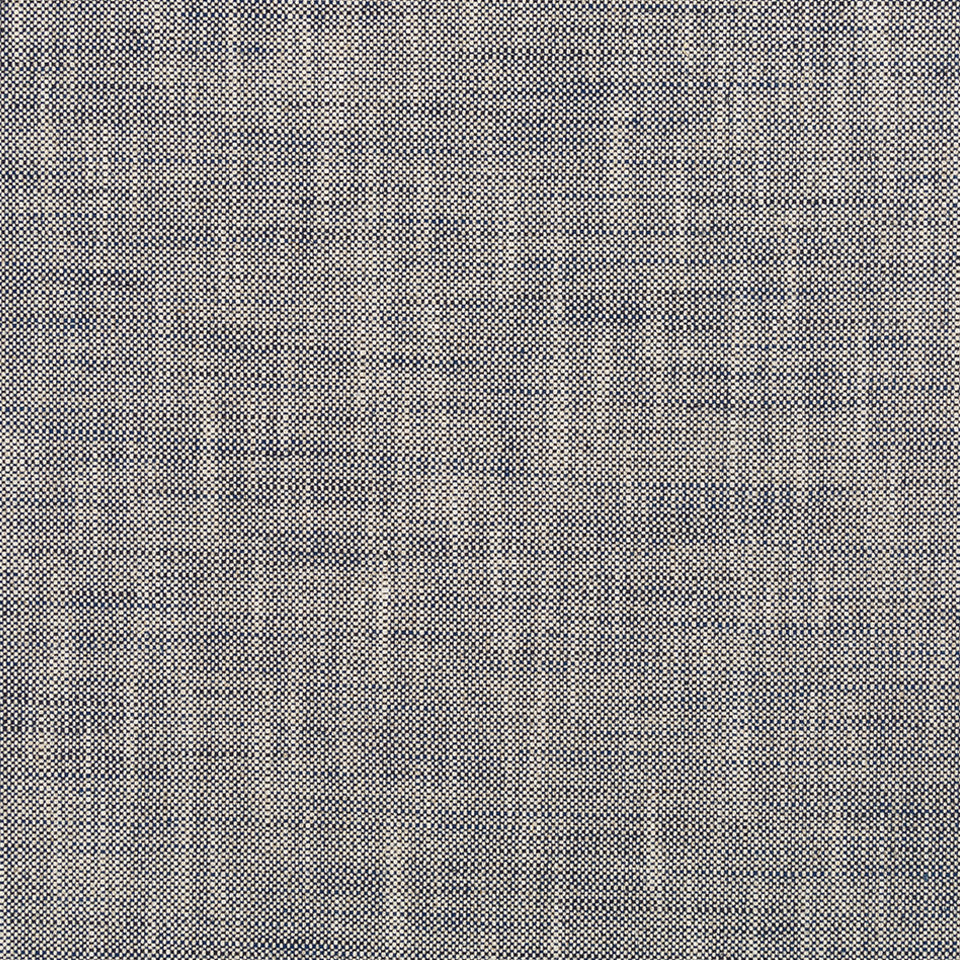 LINEN TEXTURES Flax Sheen Fabric - Navy