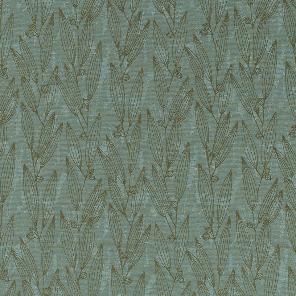 MODERN III Pentucket Fabric - Aquatic