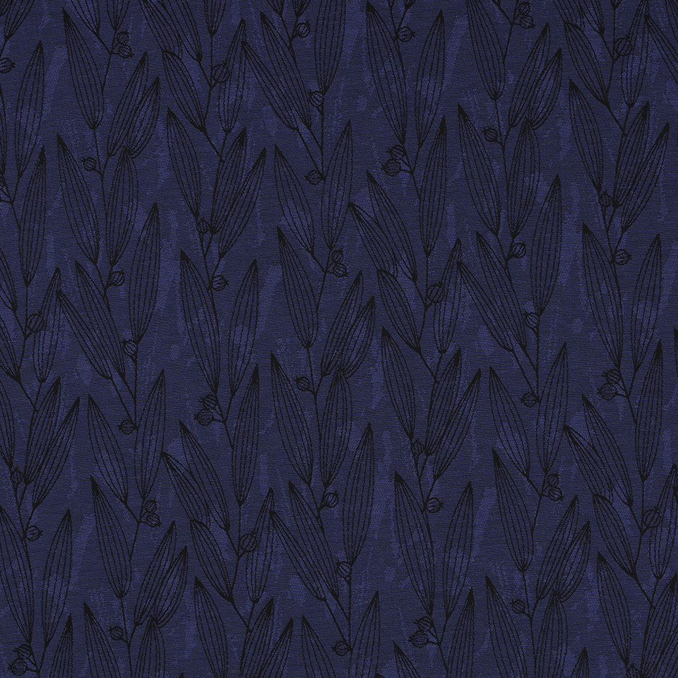 MODERN III Pentucket Fabric - Indigo