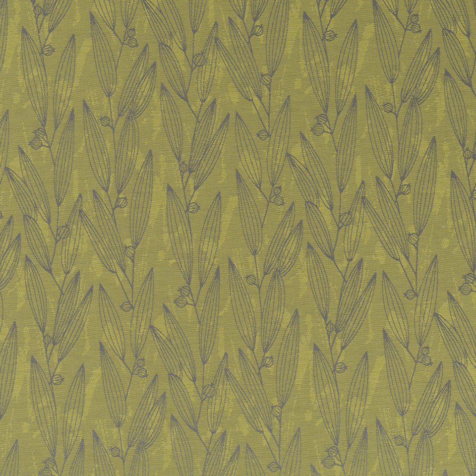 MODERN III Pentucket Fabric - Palm