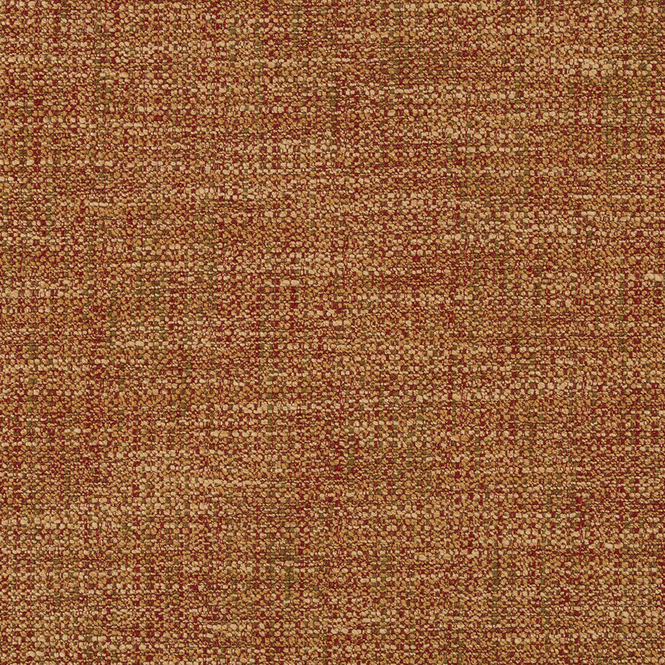 TWEEDY TEXTURES Boucle Tweed Fabric - Classic Crimson