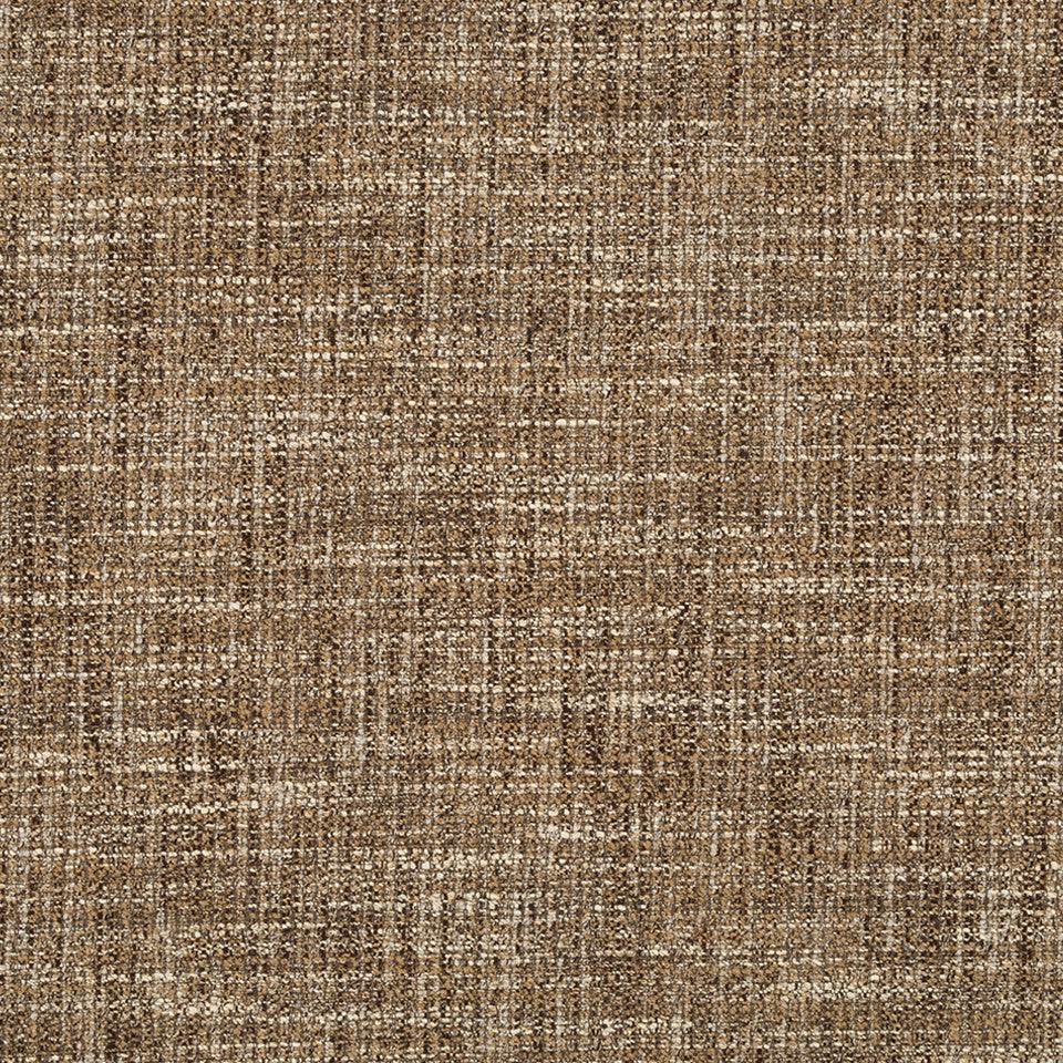 TWEEDY TEXTURES Boucle Tweed Fabric - Chocolate