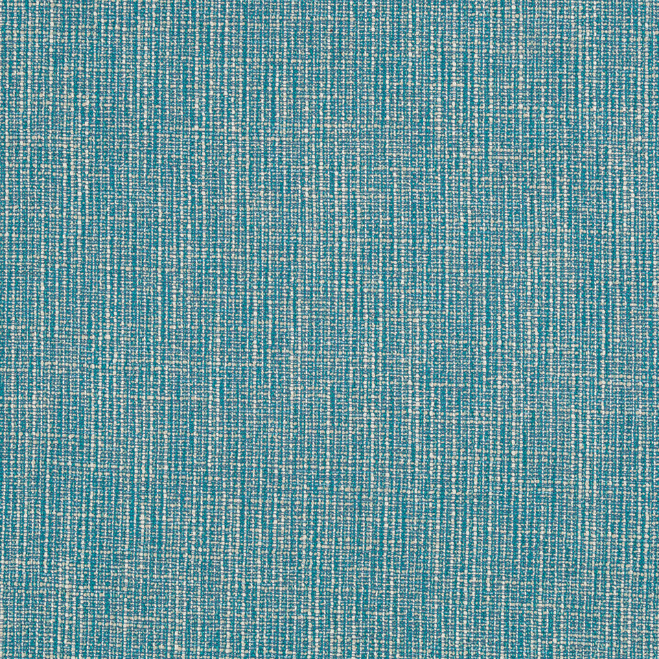TWEEDY TEXTURES Rustic Tweed Fabric - Turquoise