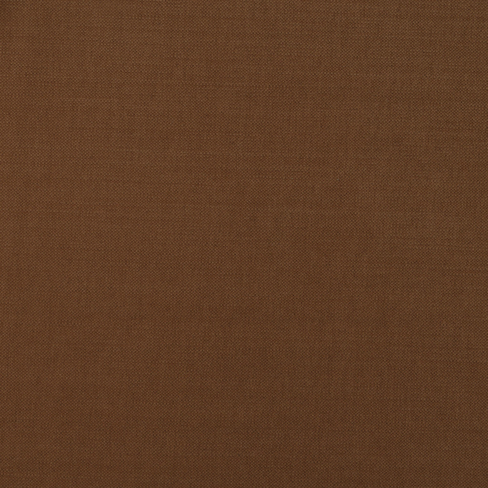 HENNA Brushed Linen Fabric - Henna