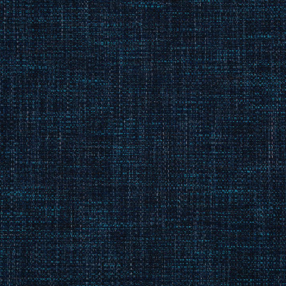 TWEEDY TEXTURES Tweed Multi Fabric - Calypso Blue
