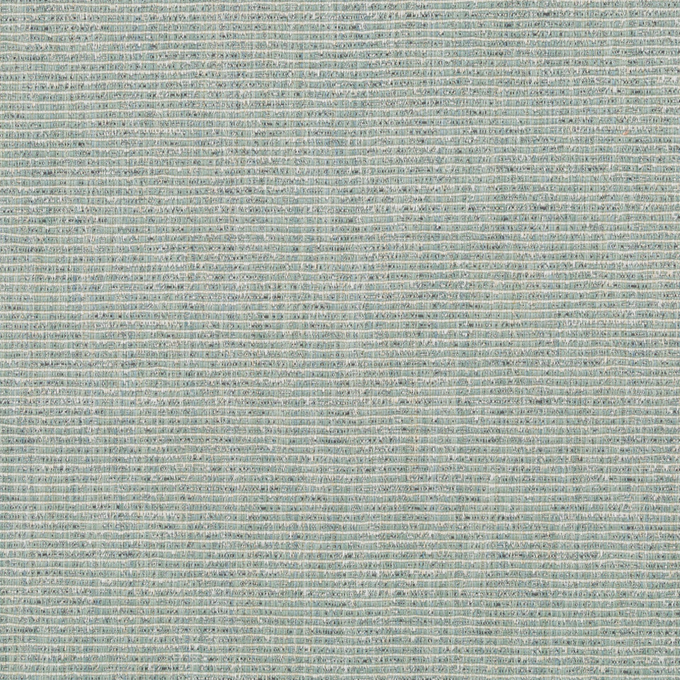 RIBBED TEXTURES Empire City Fabric - Aquatint