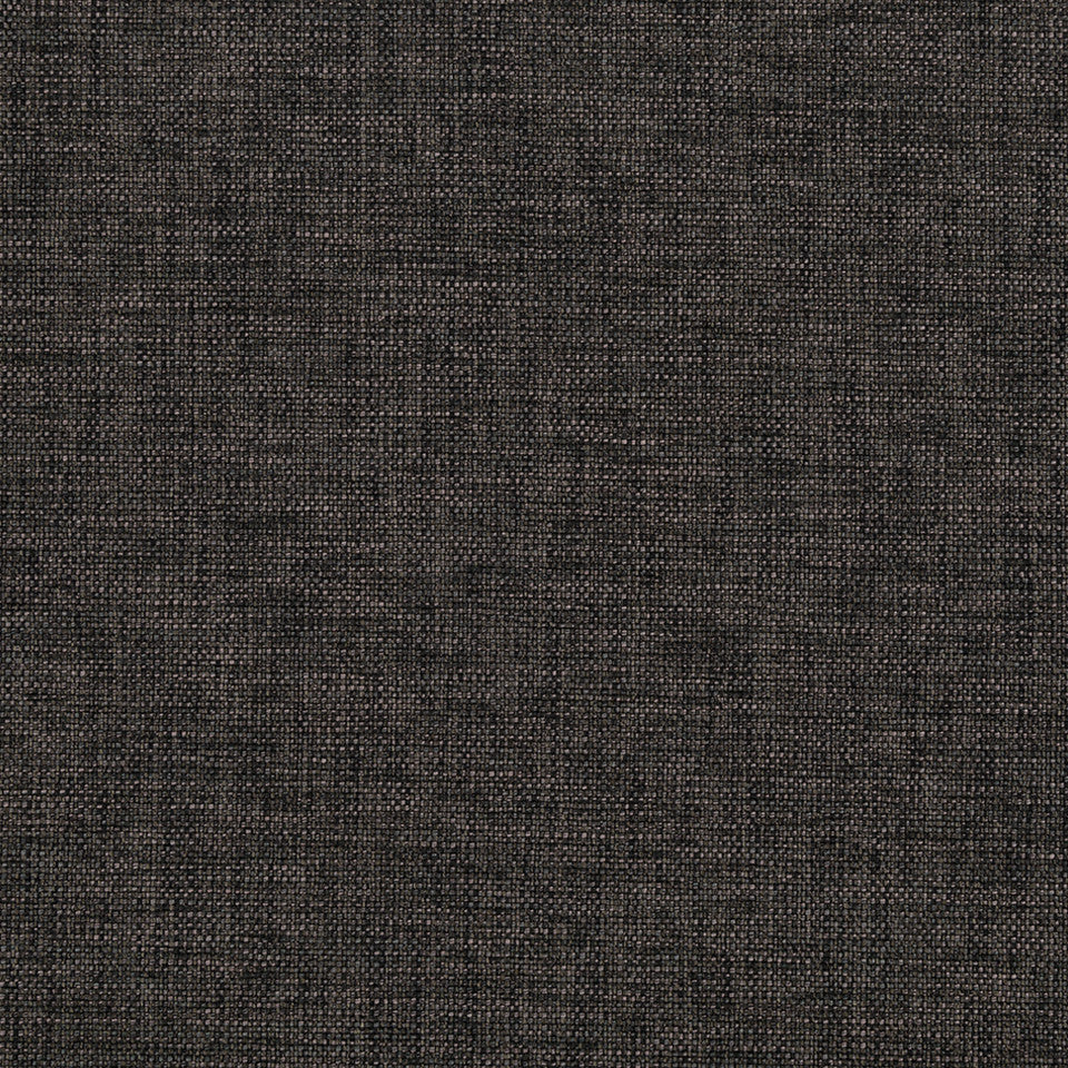 TWEEDY TEXTURES Modern Tweed Fabric - Onyx