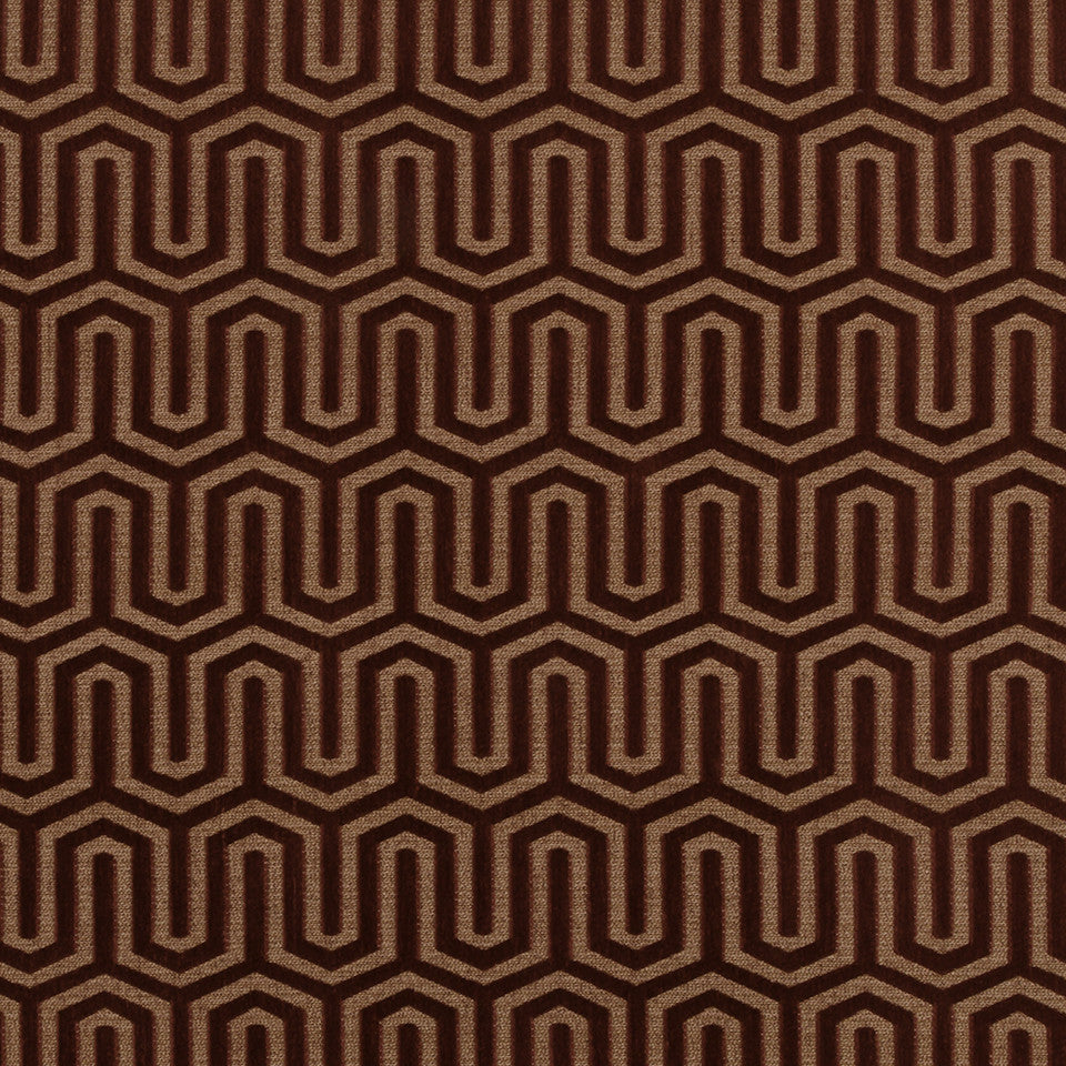 HENNA High Path Fabric - Henna