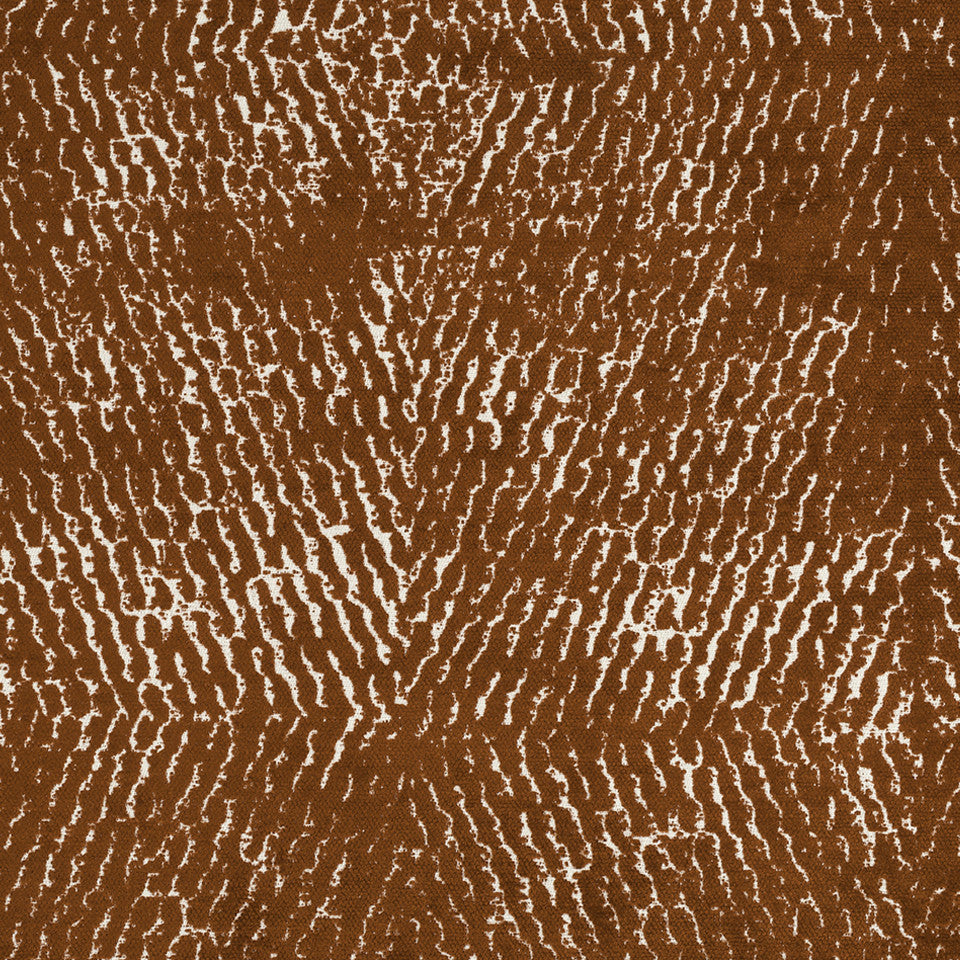 HENNA Flashy Fabric - Henna