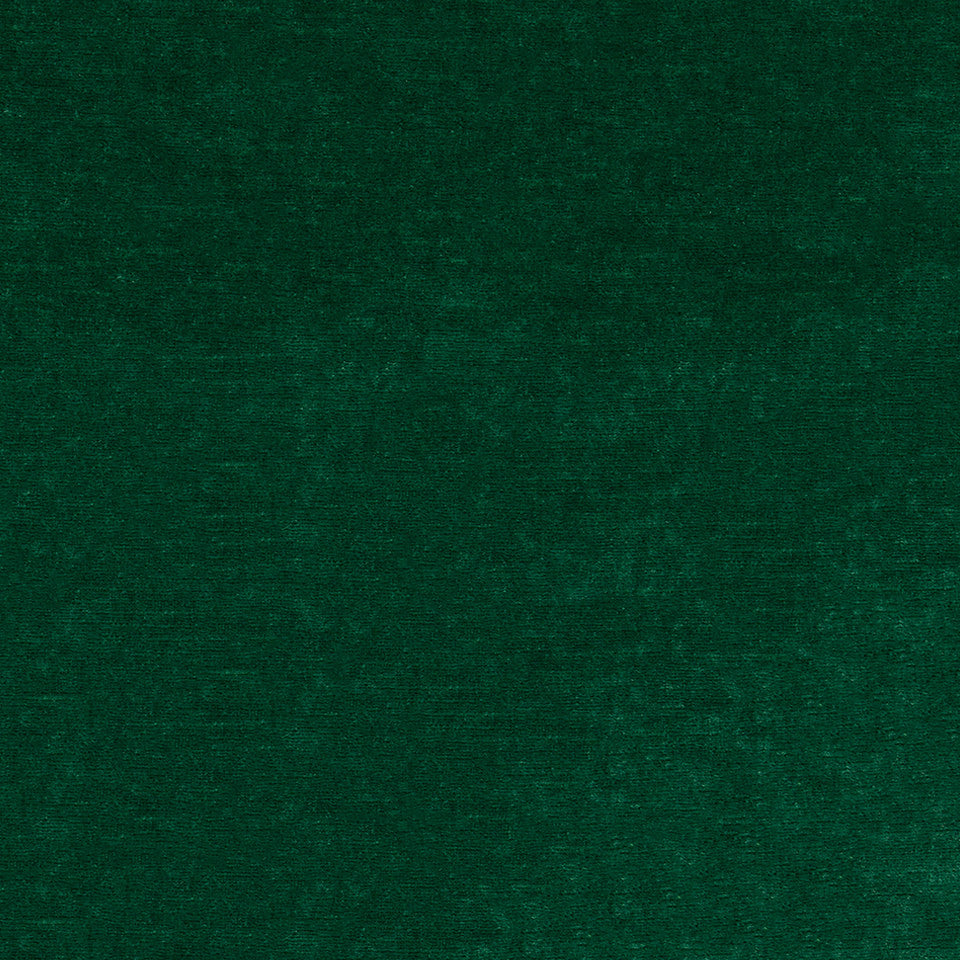 LINEN VELVETS Lustre Velvet Fabric - Billiard Green