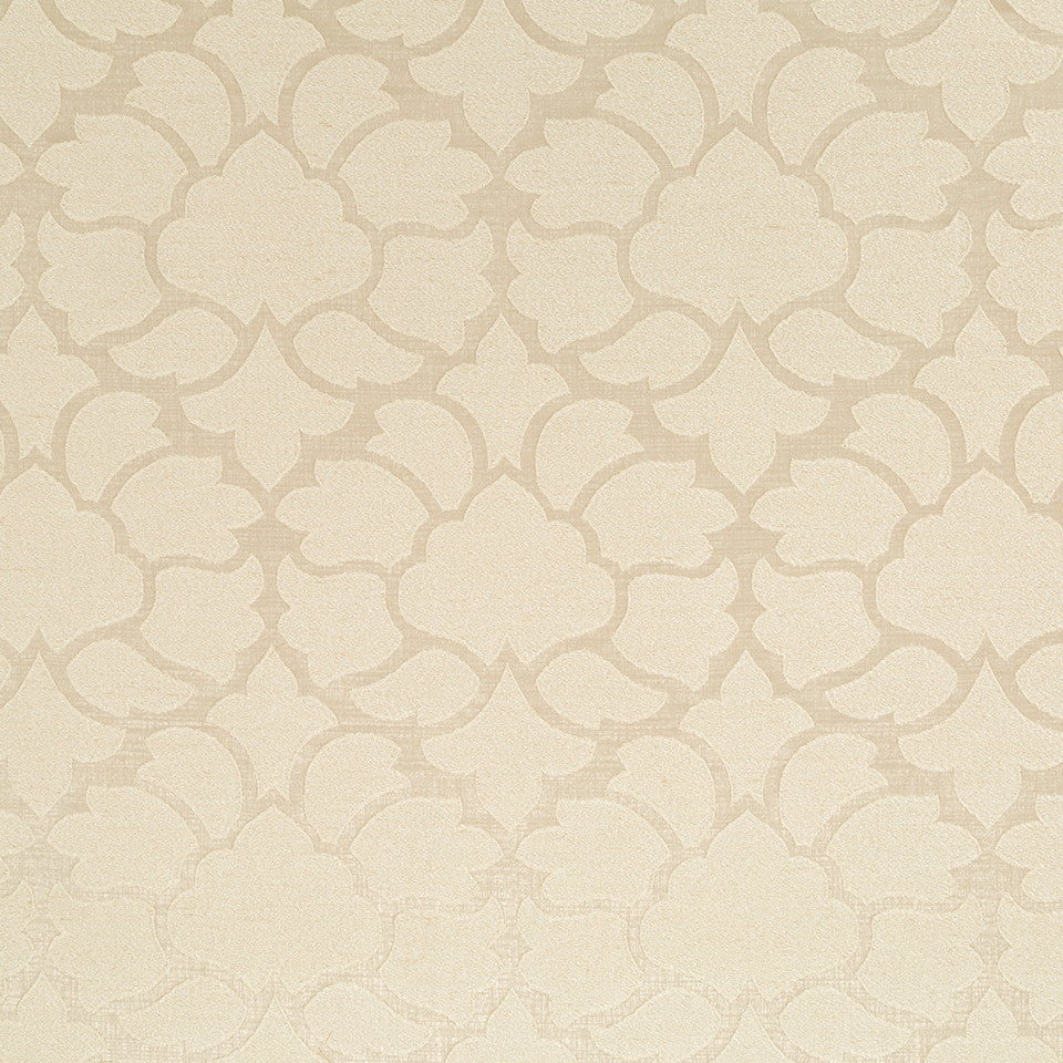 Silk Jacquards And Embroideries V Miramare Frame Fabric - Travertine