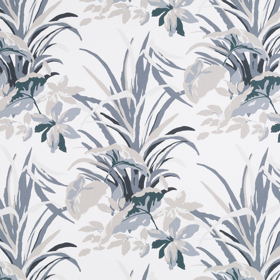 MADCAP COTTAGE INTO THE GARDEN Bermuda Bay Fabric - Oyster