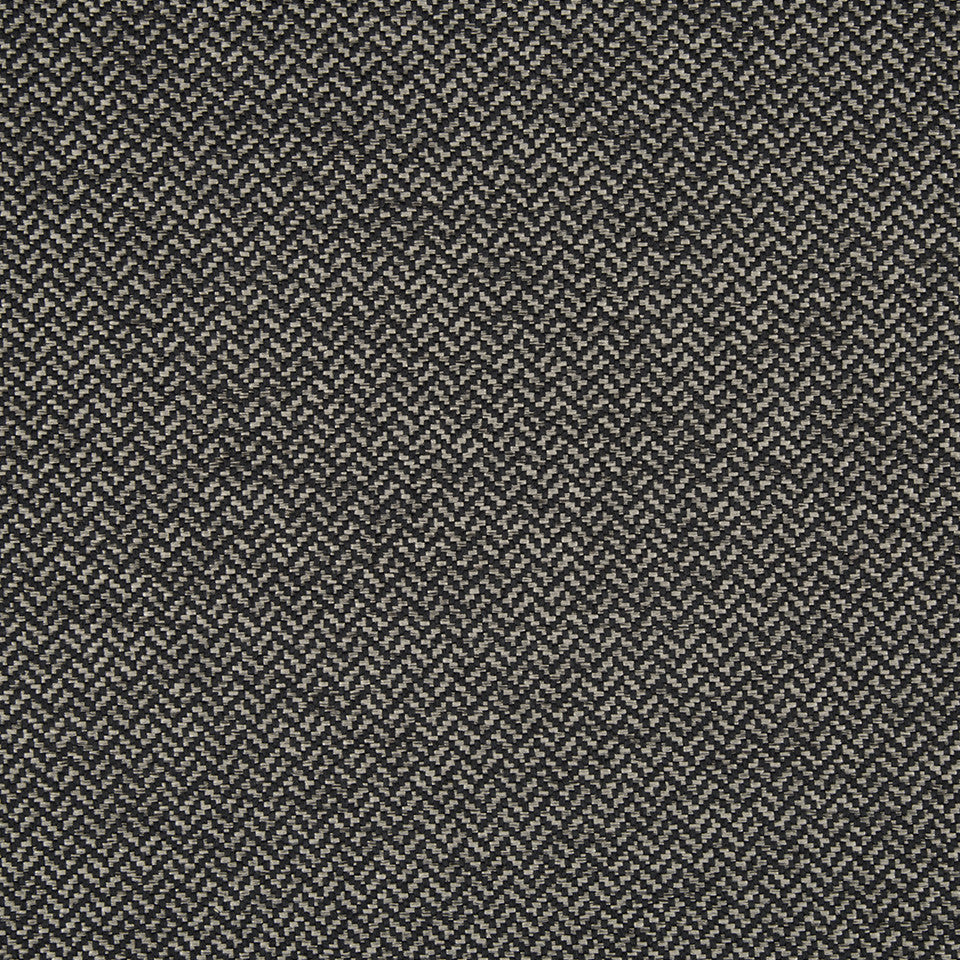 Nobletex Rr Bk Fabric - Charcoal