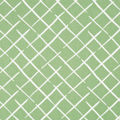 Madcap Cottage Cove End Fabric- Palm Green