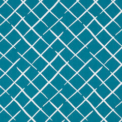 Madcap Cottage Cove End Fabric- Pool Blue