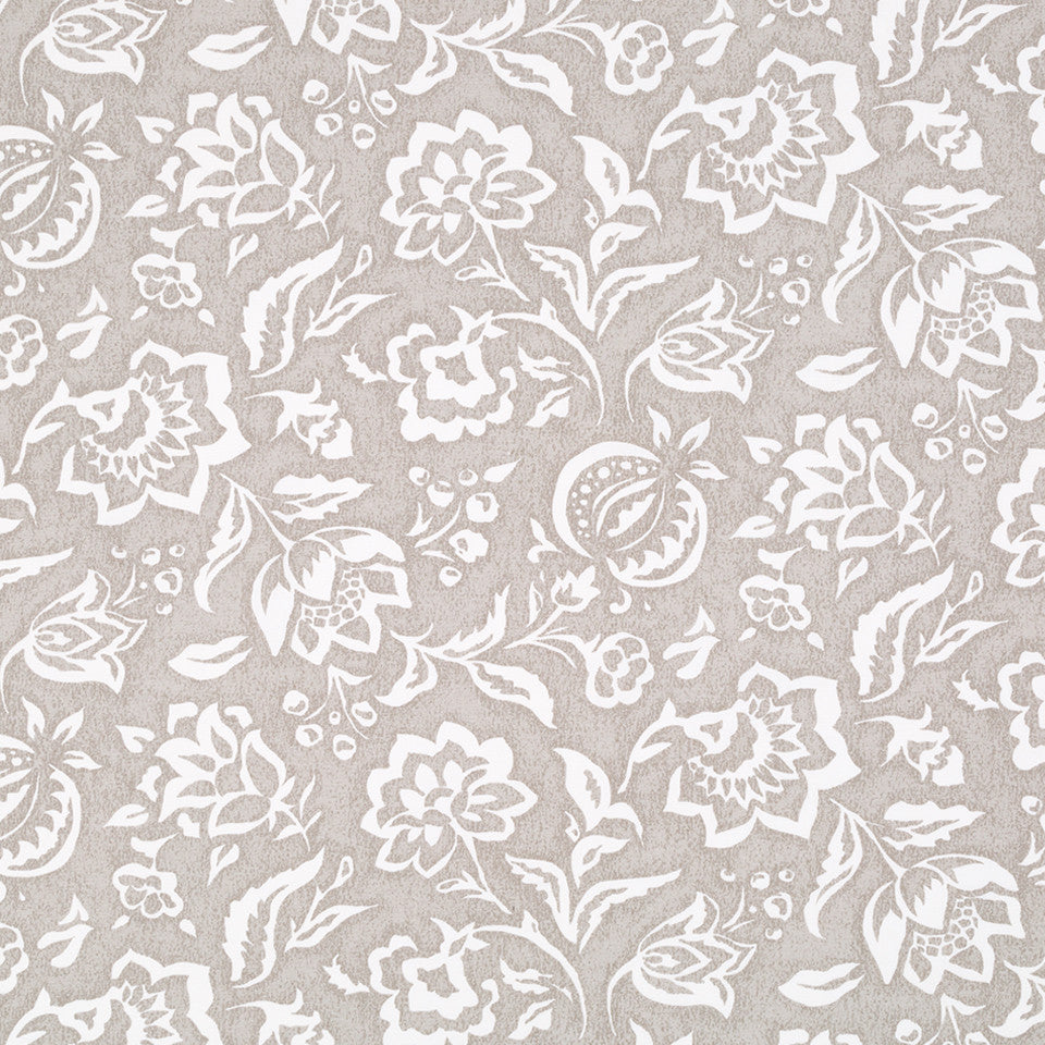 MADCAP COTTAGE INTO THE GARDEN Rokeby Road Fabric - Oyster