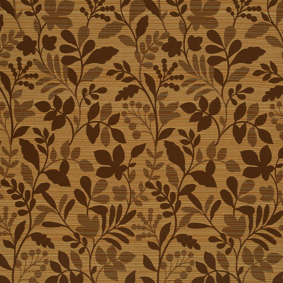 Copper-Stone-Ink Checkerberry Fabric - Copper
