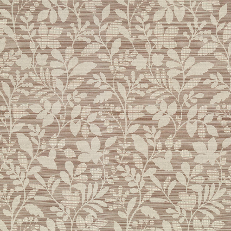 Copper-Stone-Ink Checkerberry Fabric - Stone