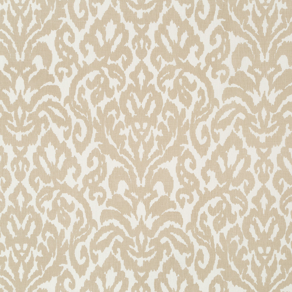 Sandstone-Sterling-Glacier Soul Search Fabric - Sandstone