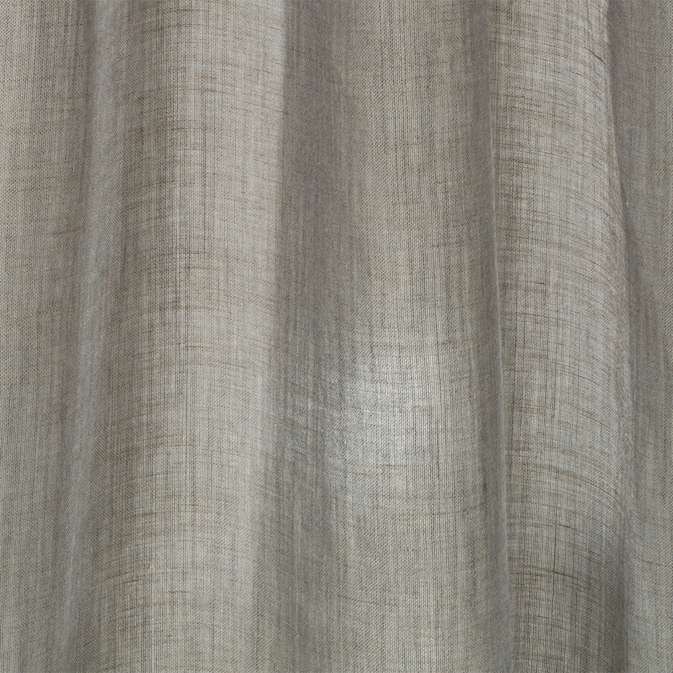Matte Sheers Lisseri Fabric - Graphite