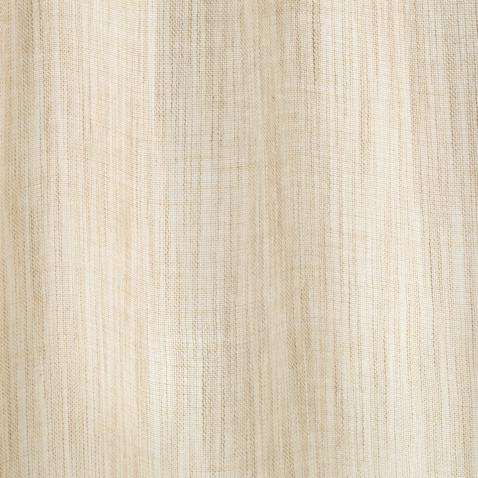 Matte Sheers Ella Weave Fabric - Grain