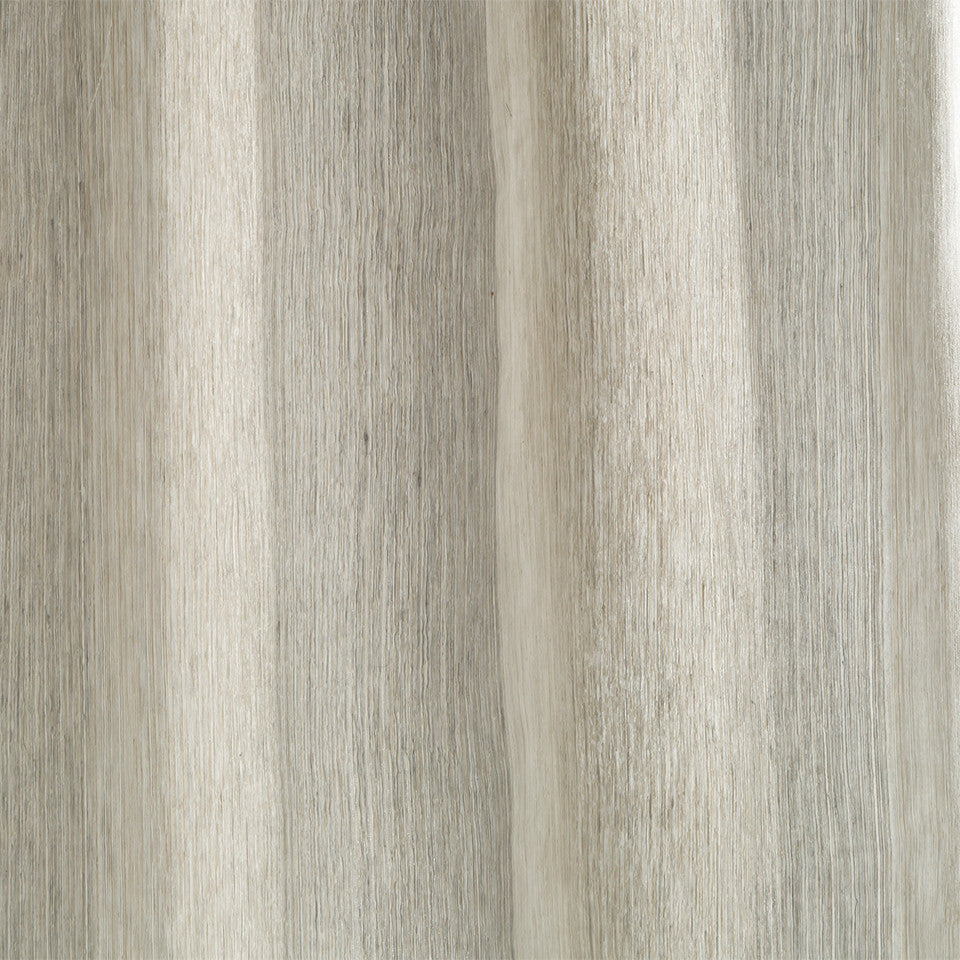 Patterned Sheers Wave Form Fabric - Driftwood