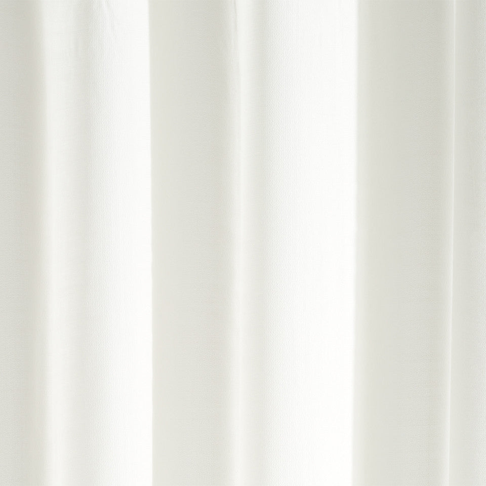 Matte Sheers Wool Loft Fabric - Pale Cream
