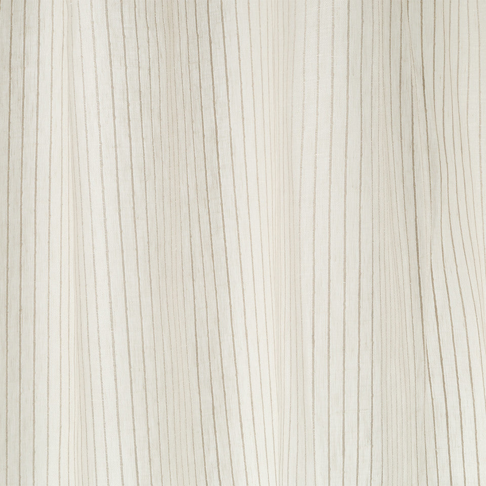 Patterned Sheers Concourse Fabric - Driftwood