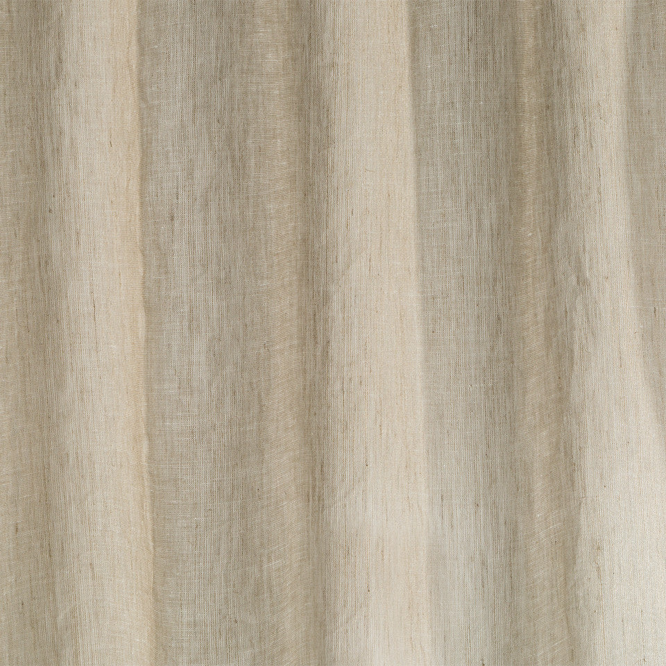 Matte Sheers Pacific Scrim Fabric - Driftwood