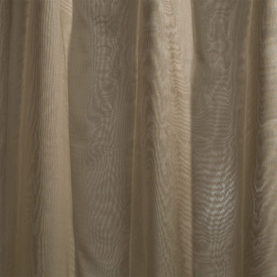 Lustrous Sheers Purolight Fabric - Driftwood
