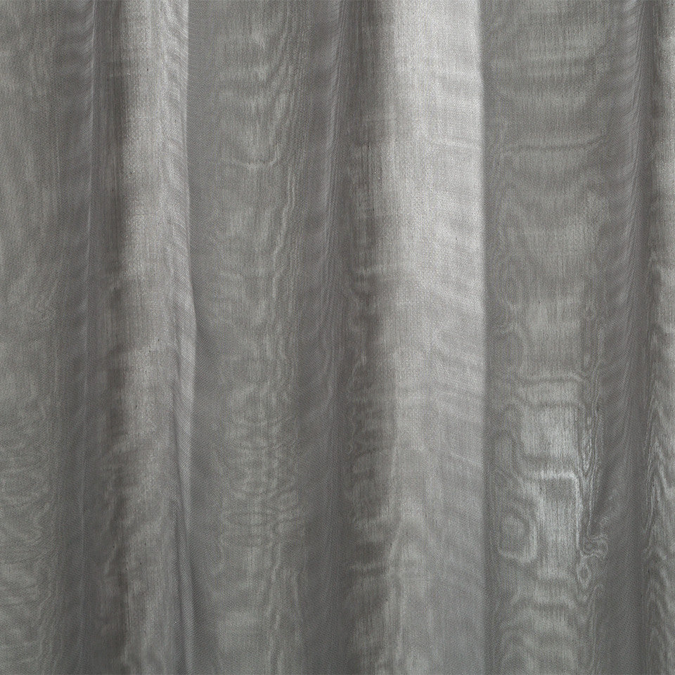Lustrous Sheers Purolight Fabric - Slate