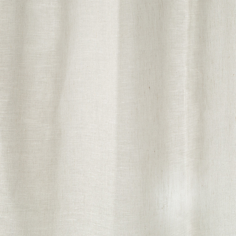 Matte Sheers Bare Linen Fabric - Driftwood