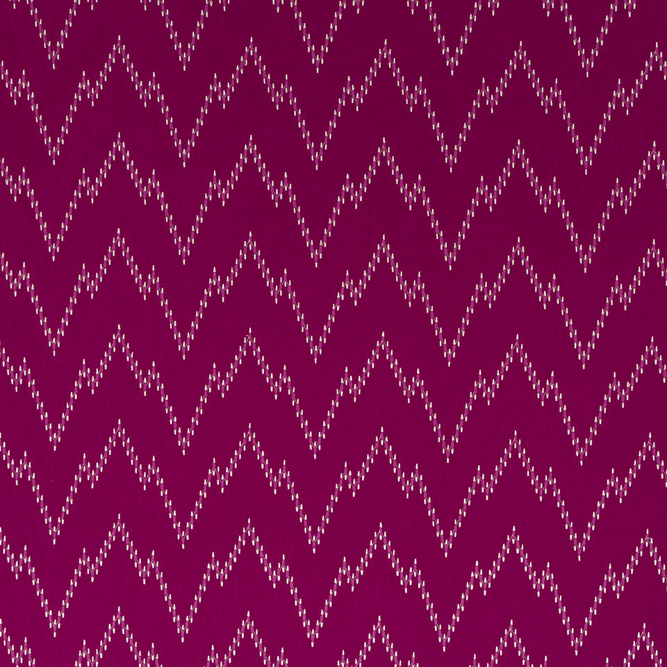 Henna-Cassis-Beet Morgans Point Fabric - Beet
